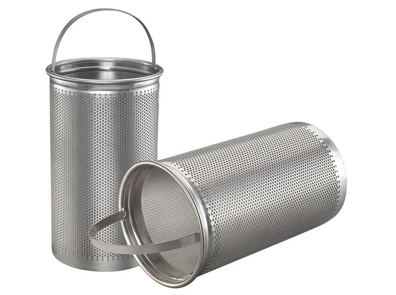 Stainless Steel Wire Mesh Strainer Basket