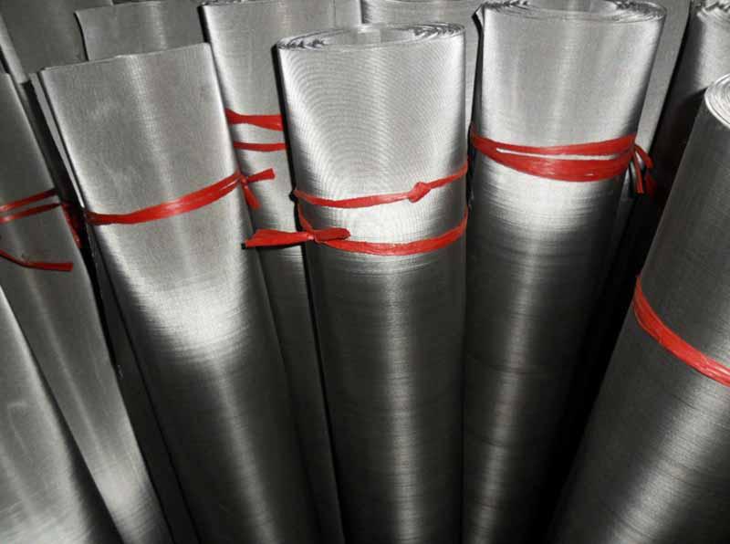 Stainless Steel Mat Type Net
